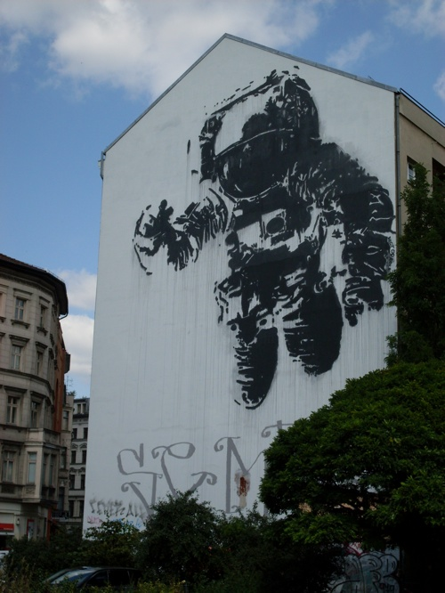 simple astronaut stencil - photo #19