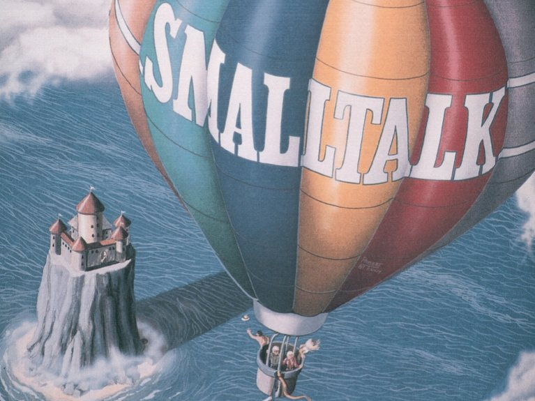 The Smalltalk balloon, flying high above the rest of the industry's crap